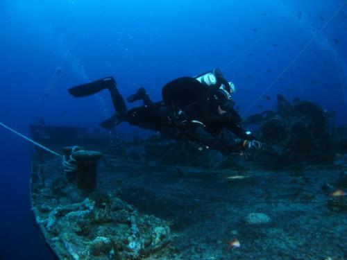 Pokročilý kurz potápění - Nautico Liberec