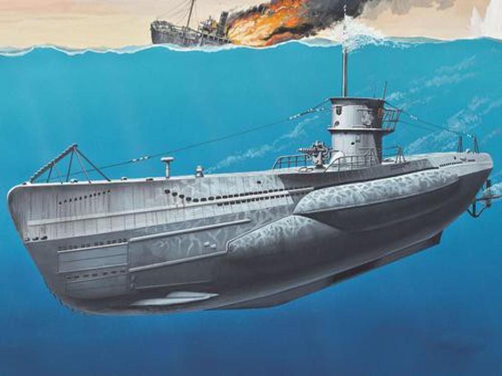 Ponorka Reichenberg U 206