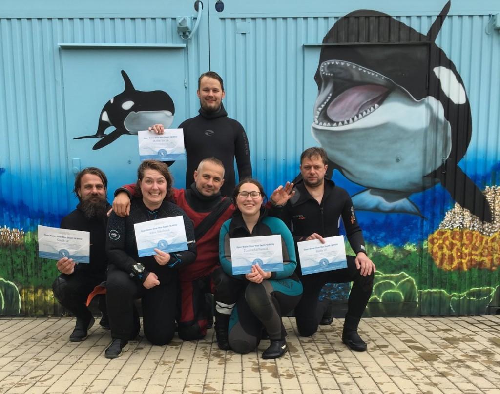 Základní kurz potápění OWD
