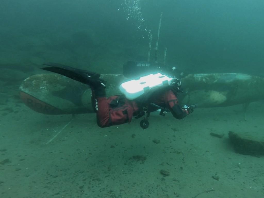 Pokročilý kurz potápění AOWD