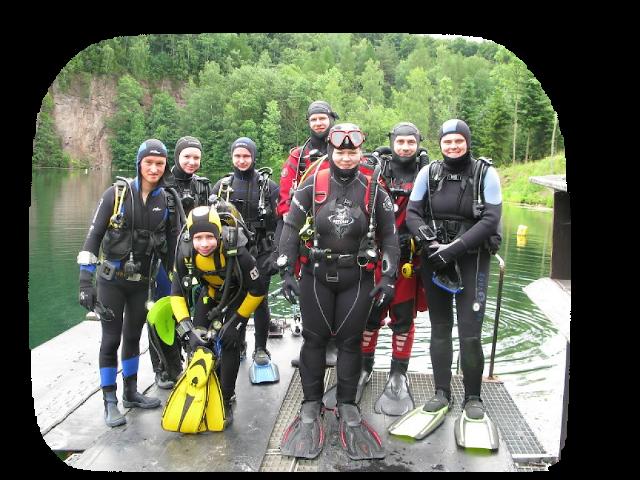 Potápěčské kurzy, obchod s potápěním