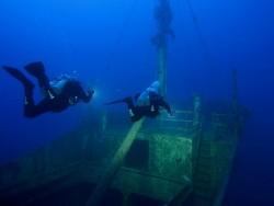 Fotogalerie - RM - vraky v Rudém moři