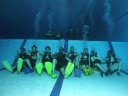 Fotogalerie - potápko s plavčíkama
