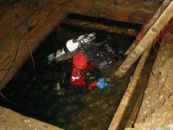 Fotogalerie - Podzemí