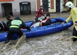 Fotogalerie - Povodně
