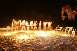 Fotogalerie - Maledivy