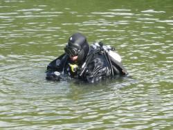 Fotogalerie - trénink na přehradě