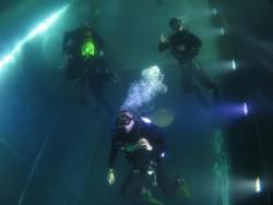 Fotogalerie - potápěčská věž