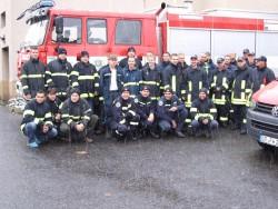Fotogalerie - školení na Kristýně pro hasiče