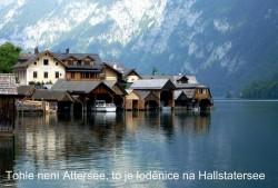 Fotogalerie - Rakouská Jezera
